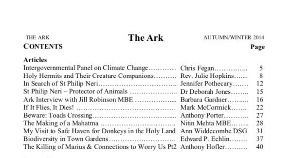 The Ark issue 228